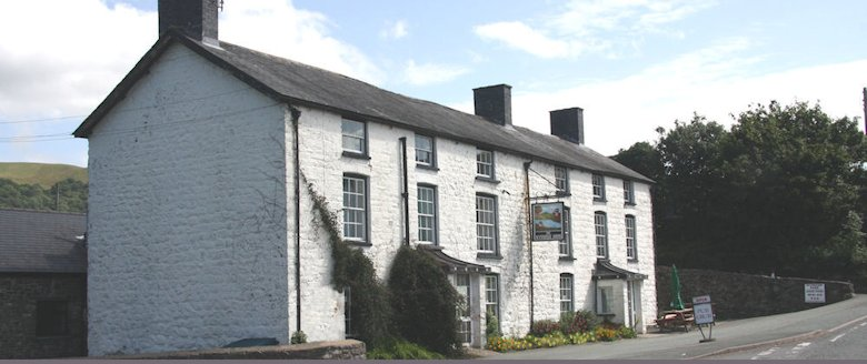 The Wynnstay Arms Hotel, Llanbrynmair